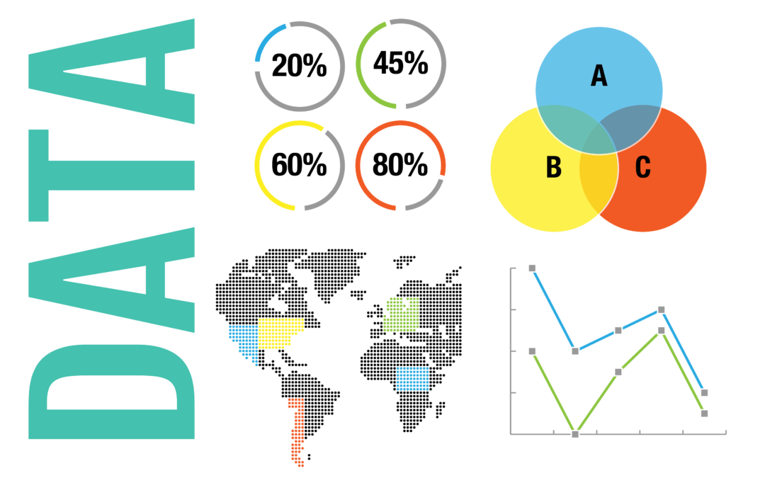 Digging for gold: how to mine data and information to add value to your writing